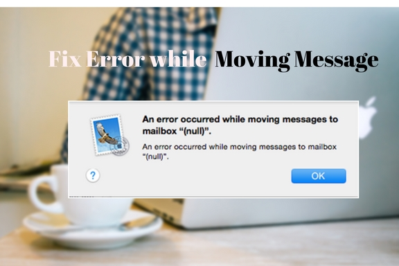 Fix Error While Moving messages