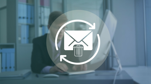 restore deleted emails from Thunderbird